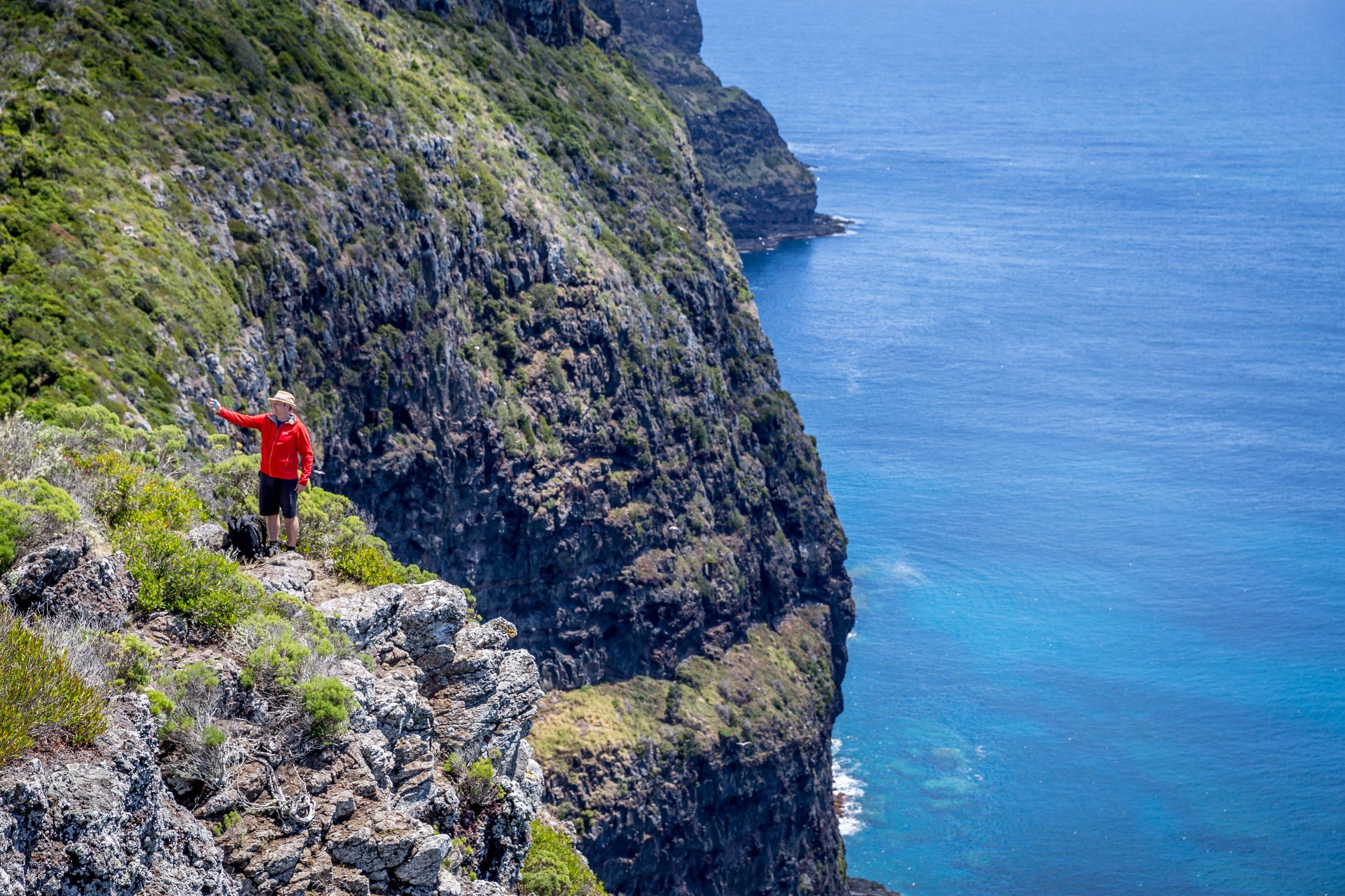 Seven Peaks Walk at Pinetrees Lord Howe Island - Accommodation Resorts