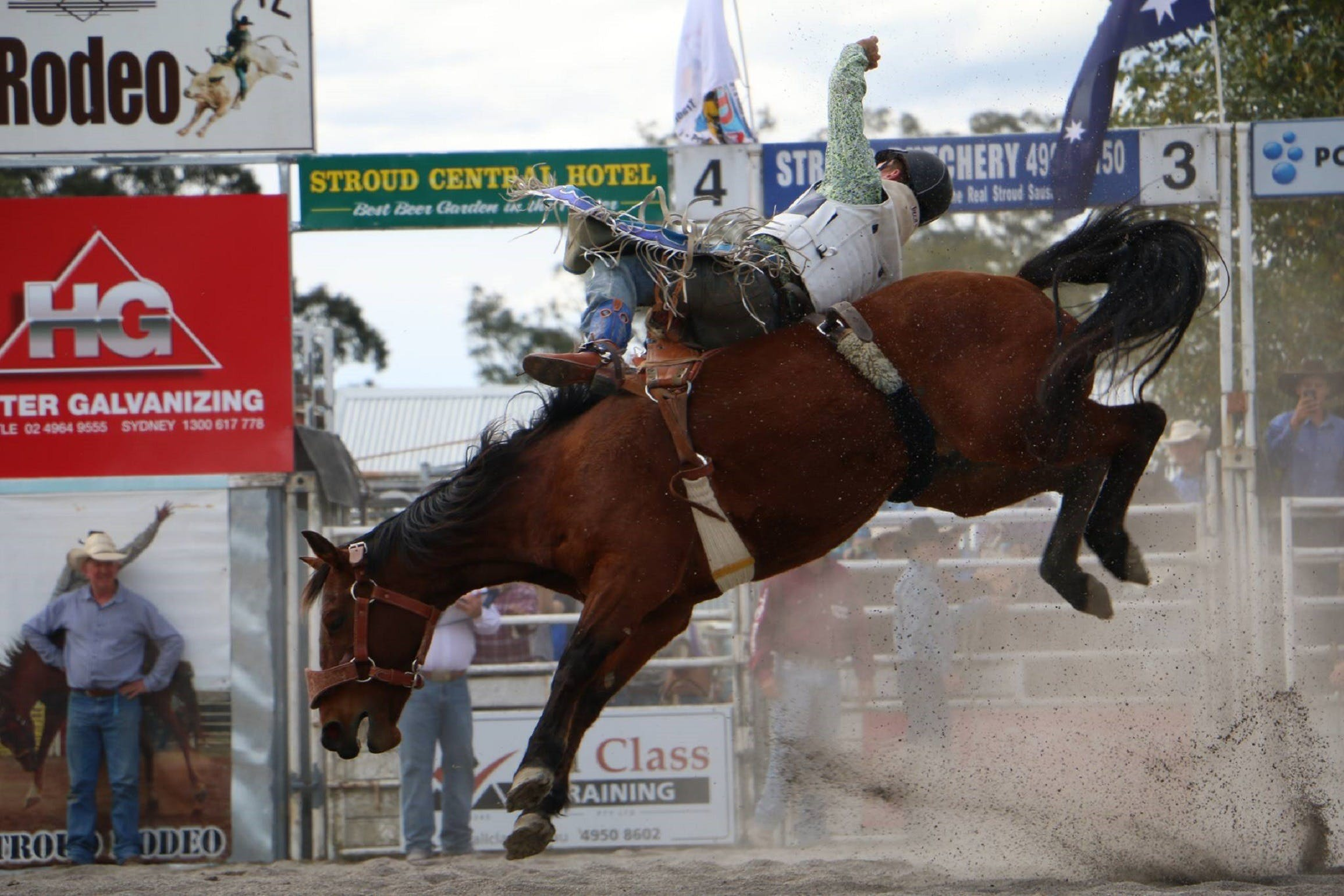 Stroud Rodeo and Campdraft - Accommodation Resorts