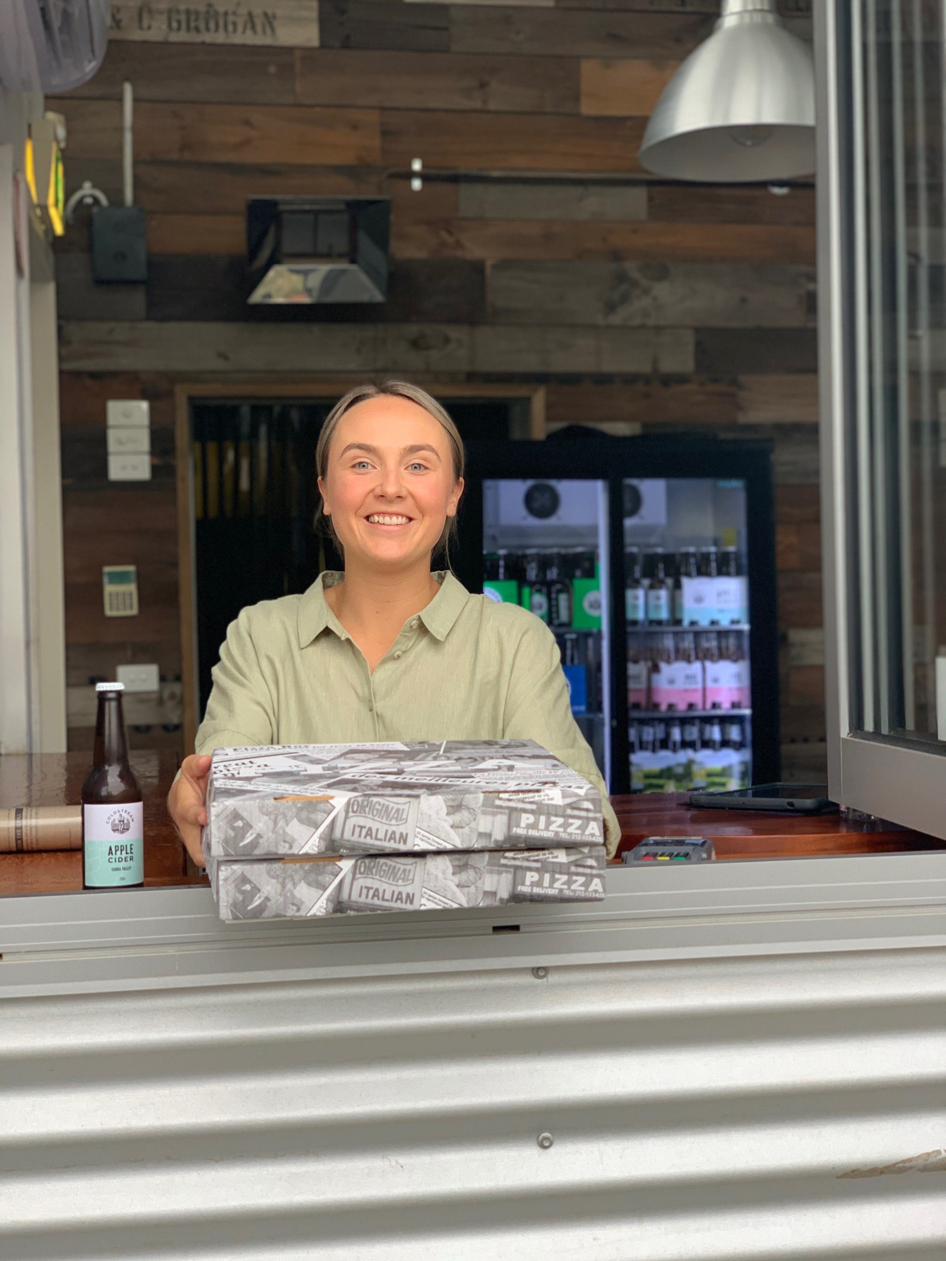Takeaway at Coldstream Brewery - Accommodation Resorts