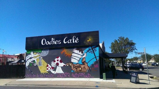Oodies Cafe - Accommodation Resorts