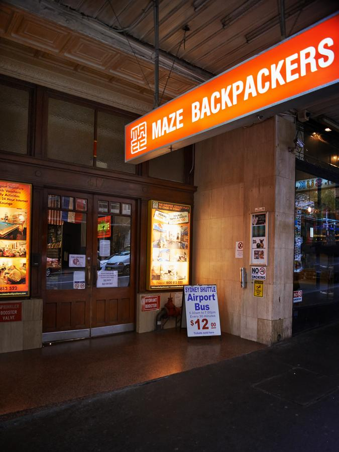 Maze Backpackers - Sydney - Accommodation Resorts