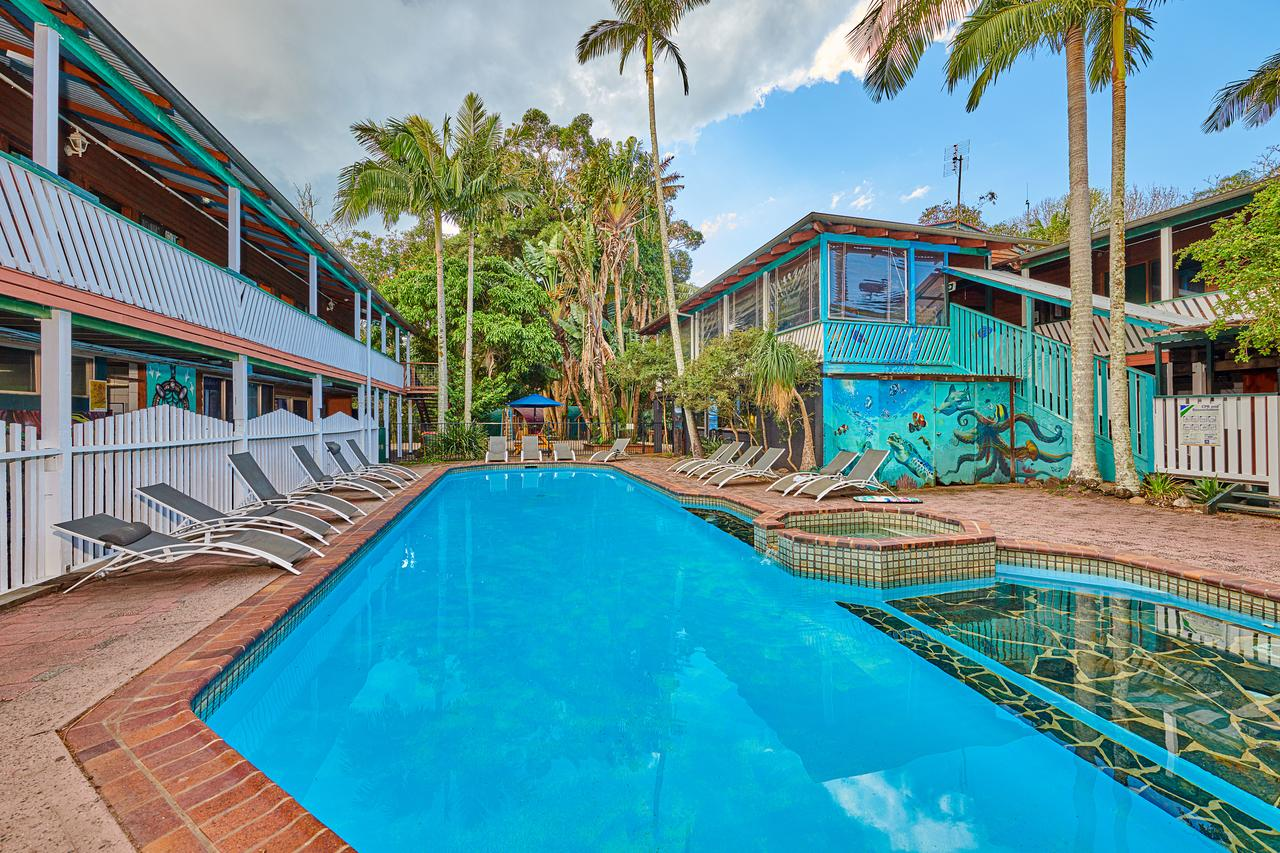 Arts Factory Lodge - Accommodation Resorts