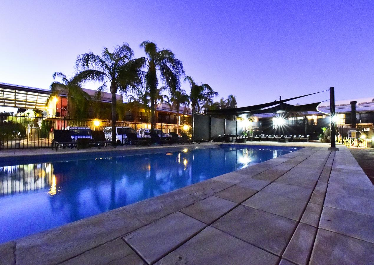 Diplomat Motel Alice Springs - Accommodation Resorts