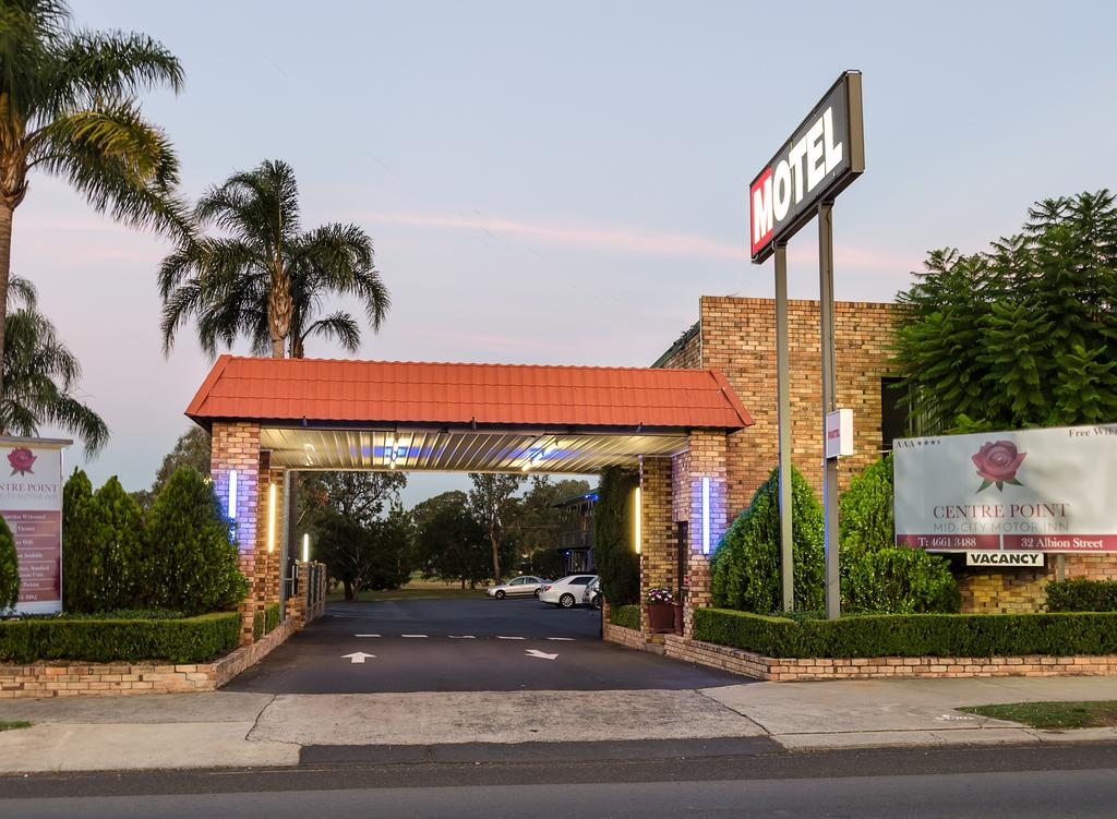 Centrepoint Midcity Motor Inn - Accommodation Resorts