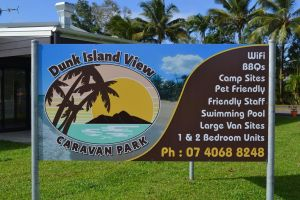 Dunk Island View Caravan Park - Accommodation Resorts