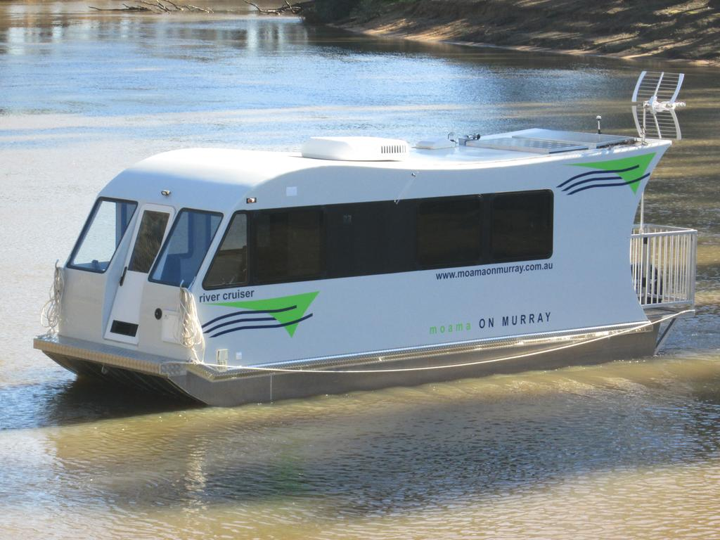 Moama on Murray Houseboats - Accommodation Resorts