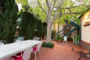Annie's Victorian Terrace Accommodation Fremantle - Accommodation Resorts