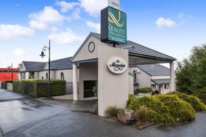 Quality Inn  Suites The Menzies - Accommodation Resorts