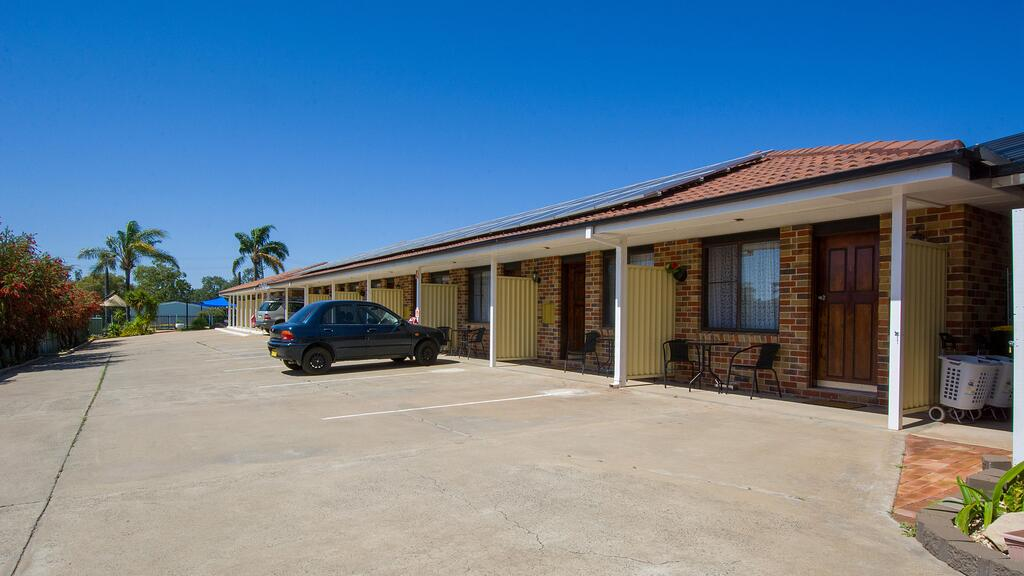 Aalbany Motel Narrabri - Accommodation Resorts