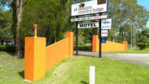 All Seasons Country Lodge - Accommodation Resorts