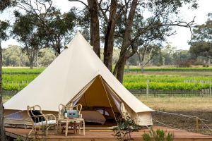 Balgownie Estate Winery Retreat  Restaurant - Accommodation Resorts
