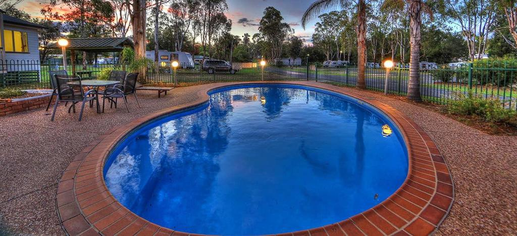 BIG4 Warwick Holiday Park - Accommodation Resorts